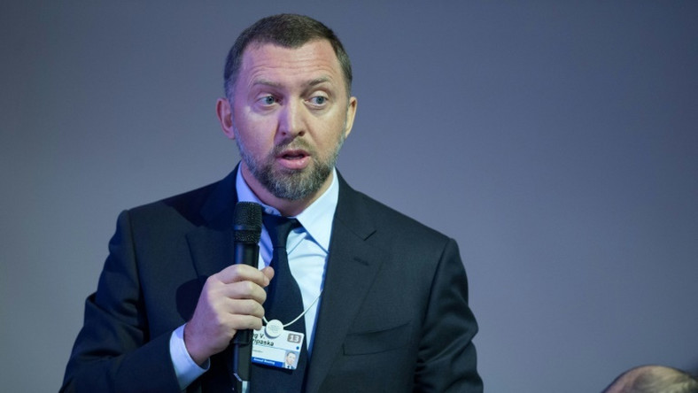 Russian oligarch Oleg Deripaska was included in US sanctions because he was seen as a close backer of Russian President Vladimir Putin and was also formerly involved in business with Paul Manafort, President Donald Trump's ex campaign chairman