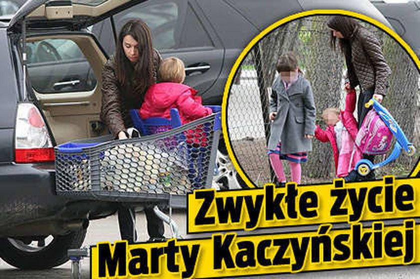 Zwykłe życie Marty Kaczyńskiej