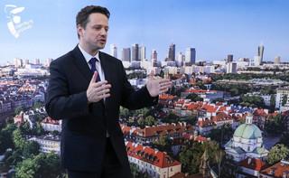 Marszałkowi pałac, prezydentowi ratusz. Negocjacje wokół odbudowy Pałacu Saskiego