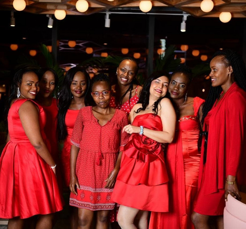 K24 News Anchor Anjlee Gadhvi throws an exquisite party as she turns a year older