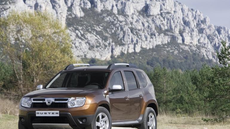 Dacia Duster: oficjalne zdjęcia, sprzedaż od stycznia 2010 roku (Wideo)