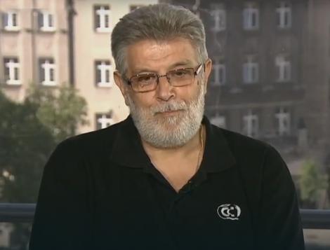 Dragan Zarubica, predsednik Sindikata poljoprivrede