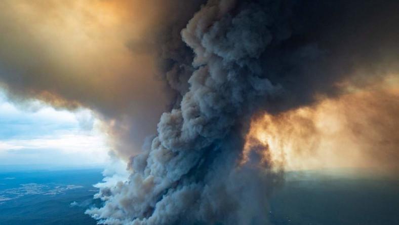 Australia, pożary