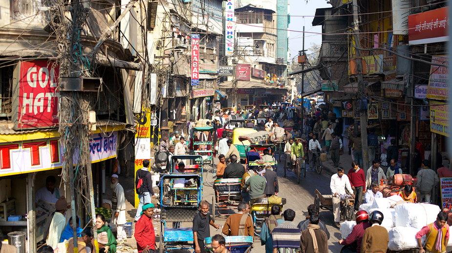 Indie walczą z przeludnieniem