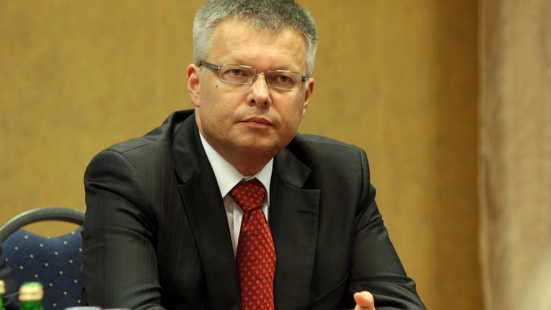 Były szef MSWiA Janusz Kaczmarek