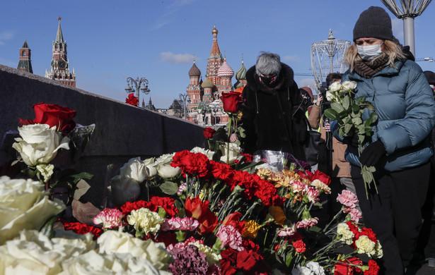 Borys Niemcow został zabity strzałami w plecy 27 lutego 2015 r. późnym wieczorem w Moskwie, na Wielkim Moście Moskworeckim nieopodal Kremla.