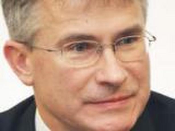 Maciej Krzak, wykładowca Wyższej Szkoły Handlu i Prawa im. R. Łazarskiego, ekspert CASE i PKPP Lewiatan