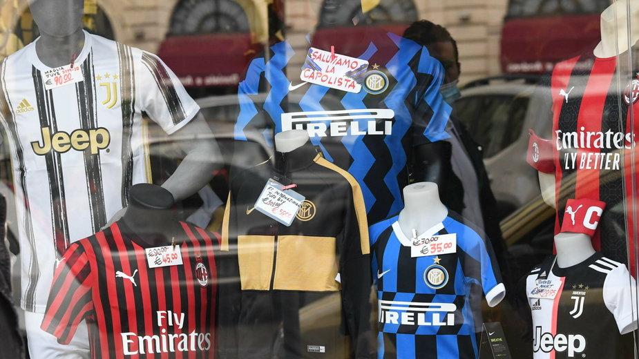 Serie A: trzy kluby chcą wykluczenia Interu, Milanu i Juventusu