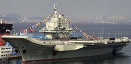 Chiny mają pierwszy lotniskowiec gotowy do akcji!