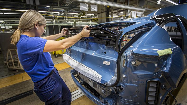 Volvo C40 Recharge już w produkcji