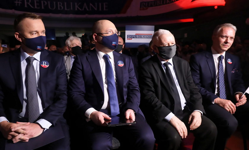 Powstała nowa partia w Polsce, Partia Republikańska.