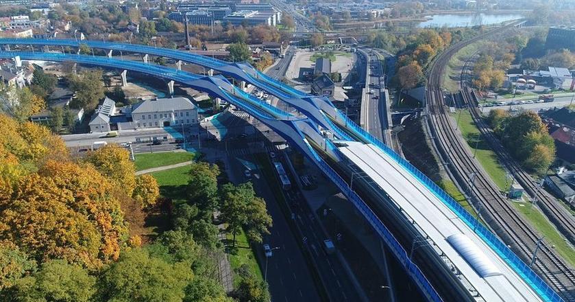 Kraków łącznica kolejowa