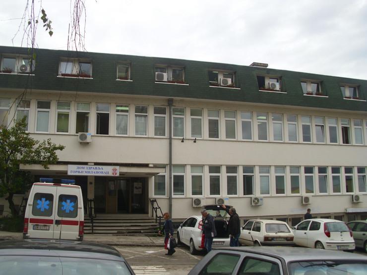 GORNJI MILANOVAC01 Dom zdravlja u Gornjem Milanovcu foto V. Nikitovic