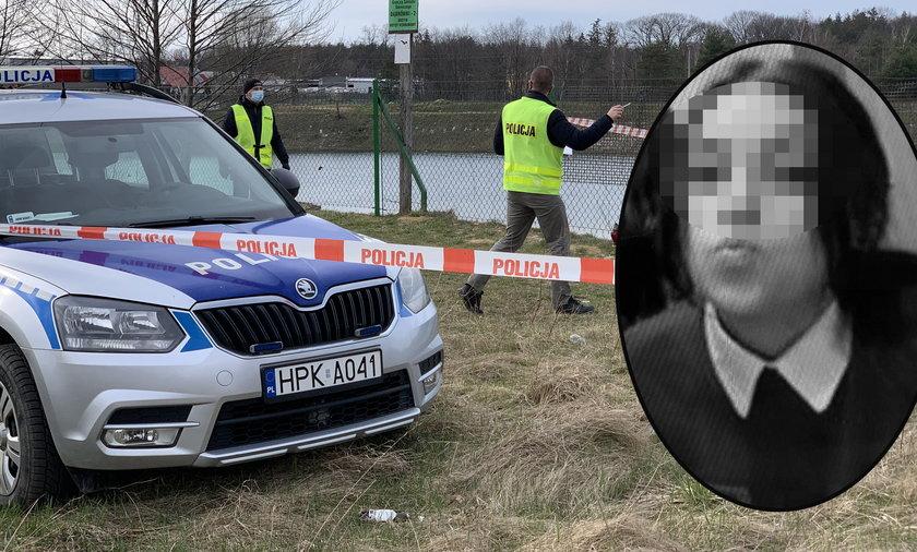 Zagadkowa śmierć 17-letniej Pauliny z Dąbrówek. Jej ciało znaleziono na ogrodzonym i monitorowanym terenie.