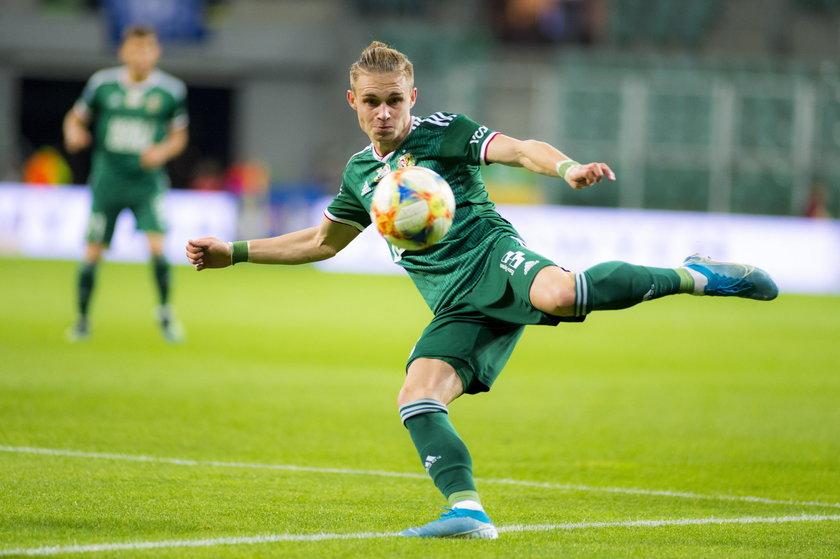 Skrzydłowy kupiony latem z Podbeskidzia od siedmiu meczów nie strzelił gola i nie miał asysty