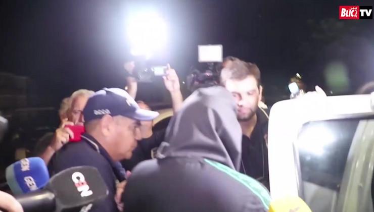 Snimak hapšenja