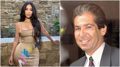 Kanye West gives Kim Kardashian a hologram of her dad for her birthday