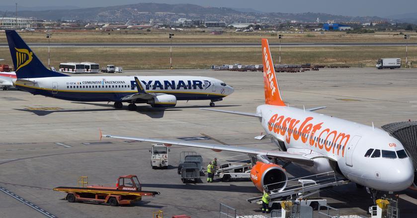 Ryanair jest liderem na rynku lotniczym w Europie i w światowej czołówce tanich przewoźników
