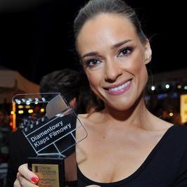 Alicja Bachleda-Curuś nagrodzona