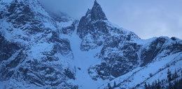 Niebezpiecznie w Tatrach! Wprowadzono czwarty stopień zagrożenia lawinowego