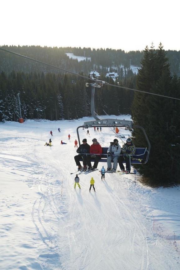 Kopaonik, Ski opening