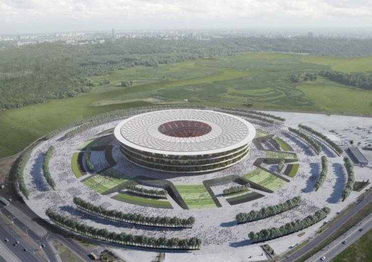 Nacionalni stadion Srbije