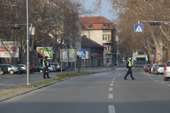 Policijski čas u Novom Sadu