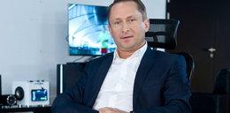 Kamil Durczok z przesłuchania wyszedł z uśmiechem