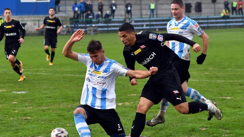 Mecz odbył się w Szczecinie