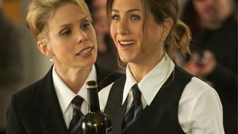 Jennifer Aniston - kadry z filmów