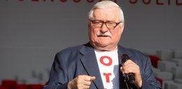 Atak na biuro Wałęsy? Wybita szyba, nerwy