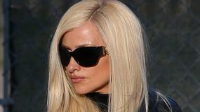 "Penelope Cruz jako Donatella Versace na planie ""American Crime Story"""