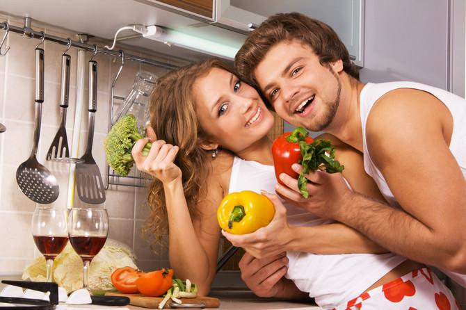 Učinite mu zdravu ishranu uzbudljivijom