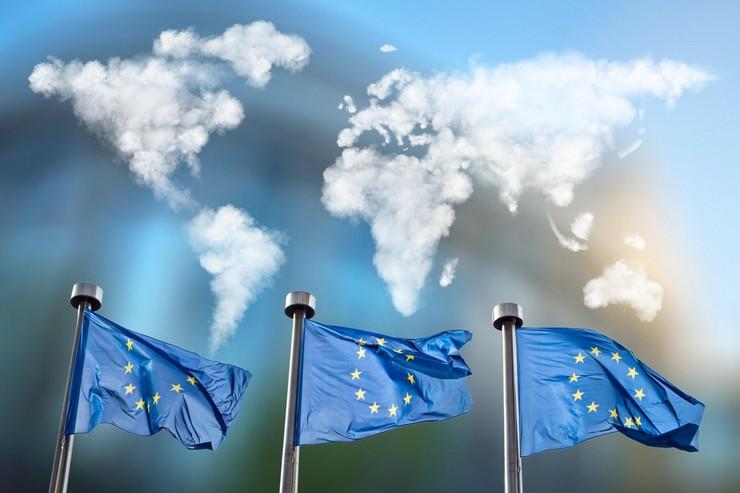 eu evropska unija zastava