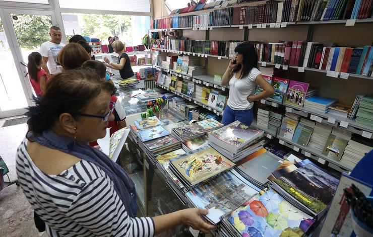 Udzbenici prodaja skola knjizara