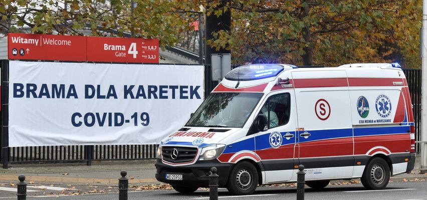 Koronawirus w Polsce. Spadek zakażeń, ale nadal dużo zgonów