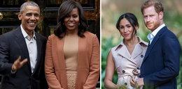 Obamowie upokorzyli Meghan i Harry'ego? Obnażono prawdę o nieobecności pary na urodzinowej fecie byłego prezydenta