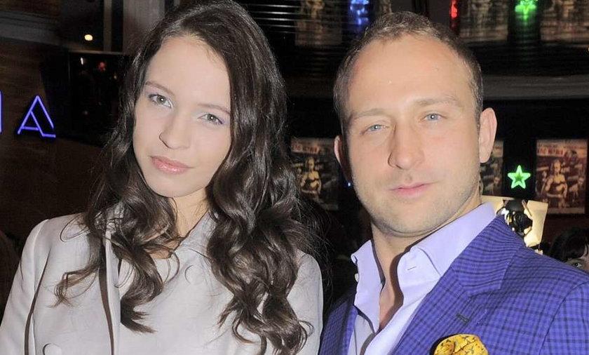 Ania Bałon z Szycem