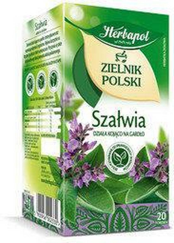 Herbata ziołowa Szałwia