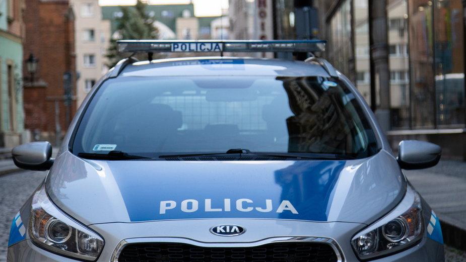 Policja organizuje objazdy