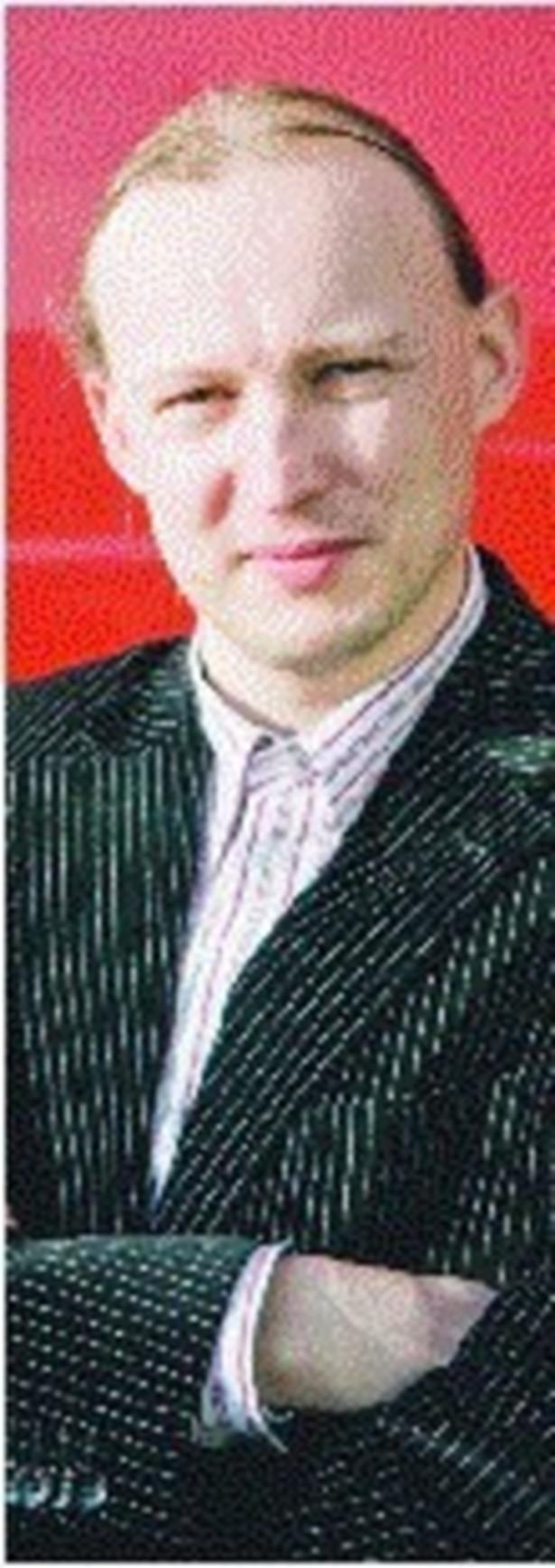 Daniel Kotyras, dyrektor ds. marketingu w NetArt Fot. Jacek Taran
