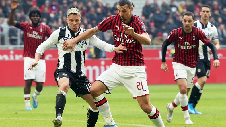 Stryger Larsen i Zlatan Ibrahimovic