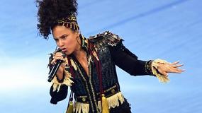Alicia Keys zawiodła fanów na finale LM