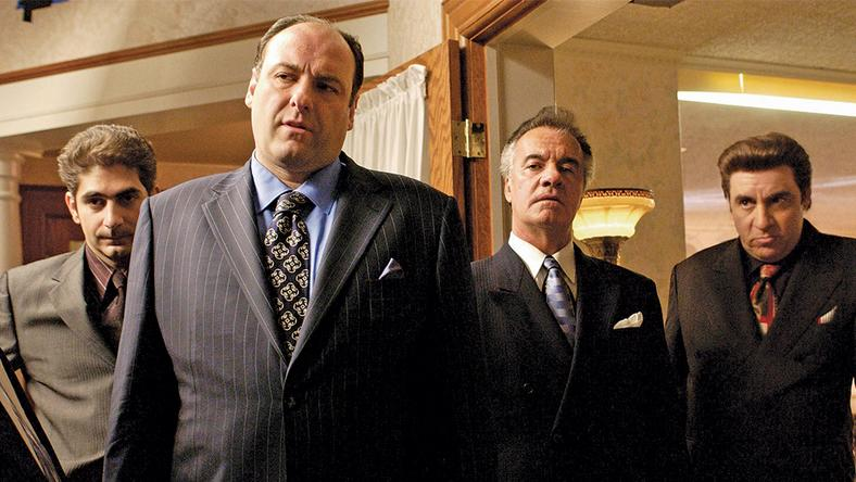 First, there was 'The Sopranos'