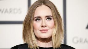 Adele wzięła ślub? Piosenkarka nosi obrączkę!