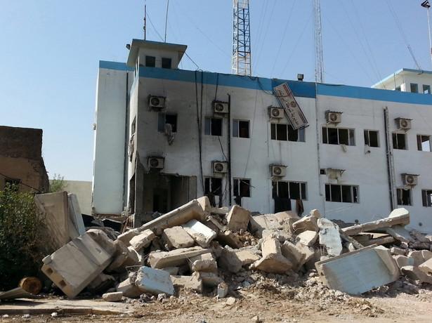 Celem dżihadystów walczących z irackim i syryjskim rządem było utworzenie kalifatu EPA/STR