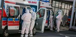 Dramat w szpitalu w Sieradzu. Dziesiątki osób zakażonych koronawirusem