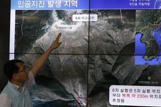 Resort obrony Korei Południowej: Korea Pónocna może wystrzelić ICBM