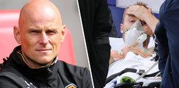 Nad stadionem w Kopenhadze ciąży fatum? Przed 20 laty reanimowano już tam piłkarza...