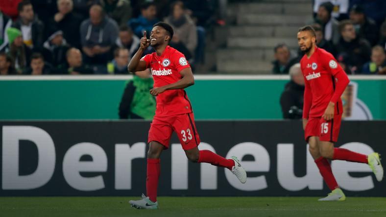 Puchar Niemiec: Eintracht Frankfurt pierwszym finalistą